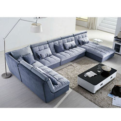 U Shaped Sofa Set at Rs 10000 running feet Khetwadi Back Road