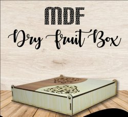 Wedding Dry Fruits Gift Packing Box