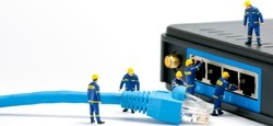 Wired Networking Service, Visakhapatnam