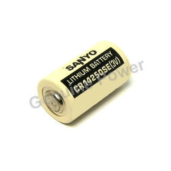 Sanyo CR 14250SE Lithium Battery
