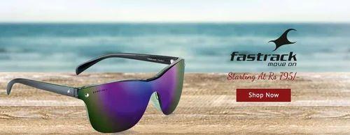 4dce9bf47f Female Fast Track Frames Sunglasses