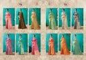 Omnah Vol.3 Banarasi Silk Saree