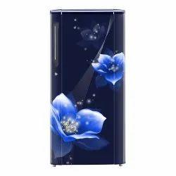 Stainless Steel HRD1903CMM Haier Refrigerator, Single Door, Capacity: 190 Liter