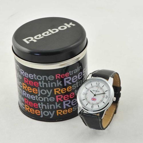 296bb961f Reebok Black Round Watch
