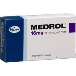 Medrol Tablets