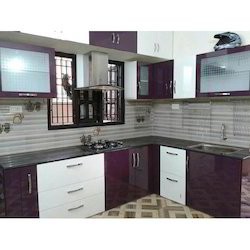 Charmant PVC Kitchen Cabinet
