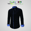 BCI cotton Mens full sleeve Shirts