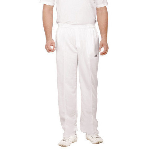 5aade76db482 Omtex White Cricket Track Pants