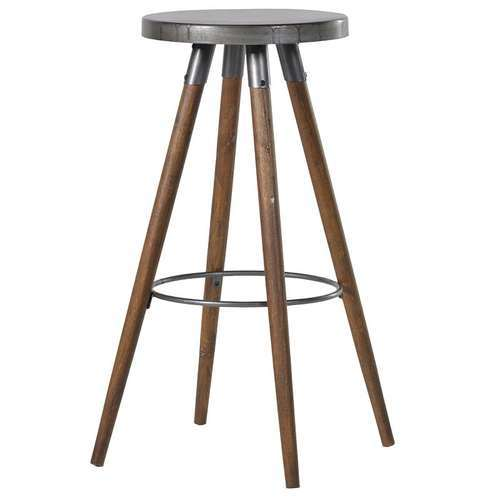 Prime Cafe Metal And Wood Stools Restaurant Cafeteria Furniture Creativecarmelina Interior Chair Design Creativecarmelinacom