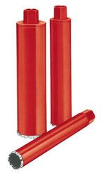 16 To 45 Mm Red Diamond Core Drill Bit, Packaging Type: Box, Color Coated