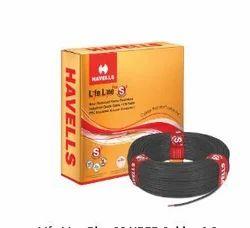 Life Line Plus S3 HRFR Cables 6 Sqmm