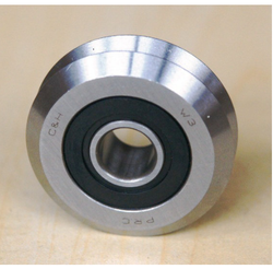 Track 40mm With Guide Roller