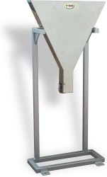V-Funnel Apparatus
