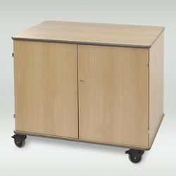 Ambica Trolley Mounted Cabinet
