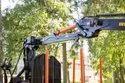 Log Handling Mini Crane