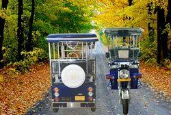 Eco Smart Battery Operated E-Rickshaw