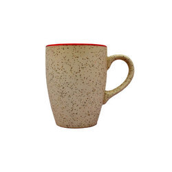 Ceramic Milano Coffee Cup, for Home and Office