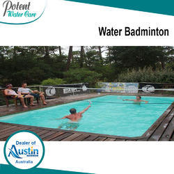 Water Badminton