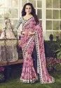 Pr Fashion Launched Lovely Floral Designer Saree