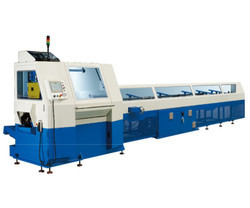 Double Tube Cutting Machine