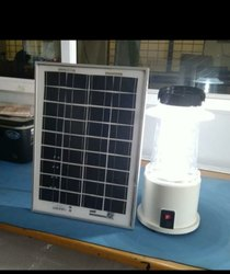 SOLAR LATERN WITH PANEL