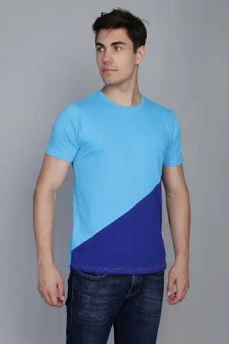 Curt and Sew Panel T-shirts