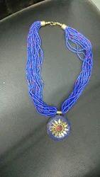 Brass Beads Necklace