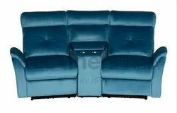 Wembley L Shape Recliner Sofa - Modena Two Seater