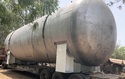 Ammonia Jacketed Storage Tank