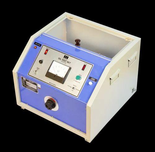 Analogue Transformer Oil Test Set