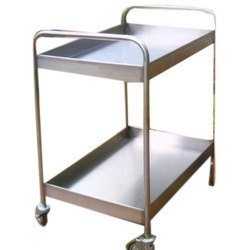 Serving Trolleys - Utility Trolley Manufacturer from Mumbai