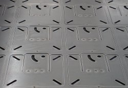 Aluminum Sheet Cutting Work