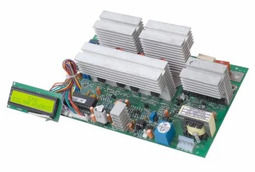 Solar Hybrid / PCU Sine Wave Inverter kit