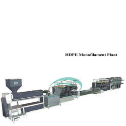 HDPE Monofilanent Products Making Machine