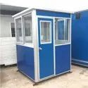 Movable Security Cabin