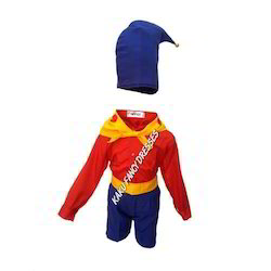 Kids Noddy Cartoon Costume