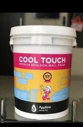 Interior Emulsion Paint, Packaging Type: Bucket