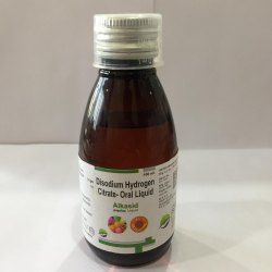 Disodium Hydrogen Citrate Oral Liquid