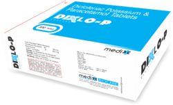 Diclofenac 50mg Para 325mg Tablets