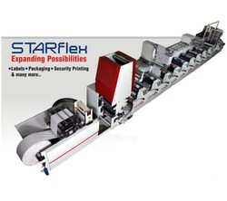 Starflex Printing Machine