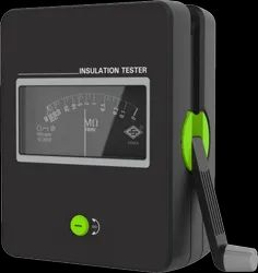 Shanti Low Voltage Polycarbonate Body Insulation Tester
