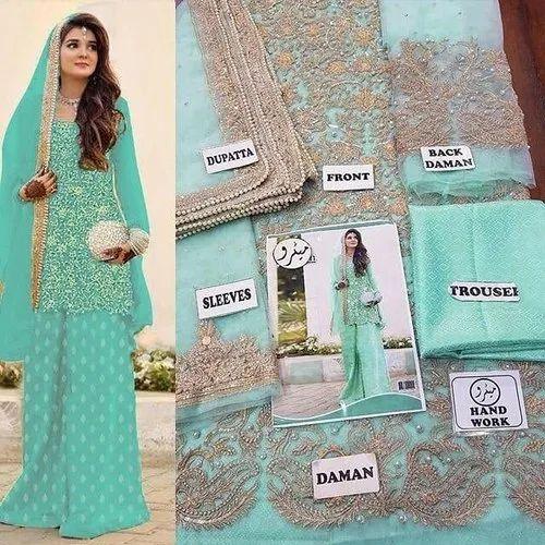 9b3defd867 Pakistani Suits | Wholesale Clothing Hub | Wholesaler in Surat | ID ...