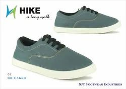 C 1 Grey Casual Shoes