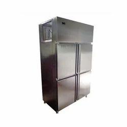 Commercial Four Door Refrigerator