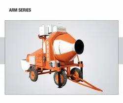15 HP Reversible Concrete Mixture( Mini Batching Machine), Model Name/Number: Rm800