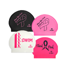 Neon Colored Swim Cap for Girls