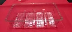 Cookies Packaging Tray 350 gm partition