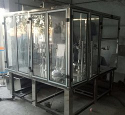 Drinking Water Filling Machine (Capacity: 24 Bottles/minute)