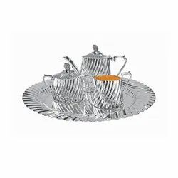 Tea and Coffee Set Metal