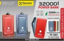 Troops TP- 1001 32000 mah Metal Power Bank